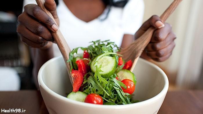 برنامه غذایی برای محافظت از قلب