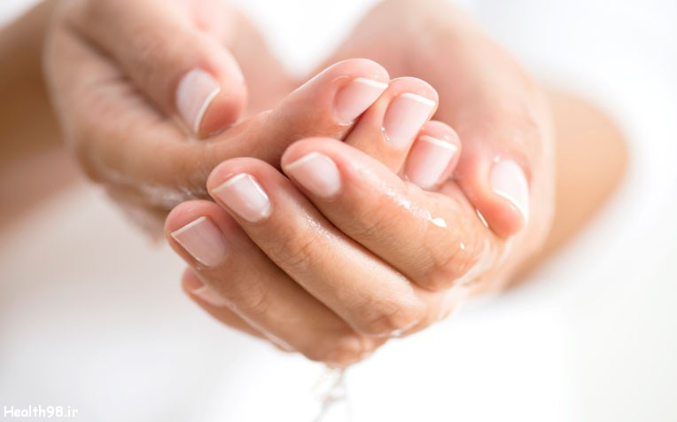 علت عرق کردن کف دست