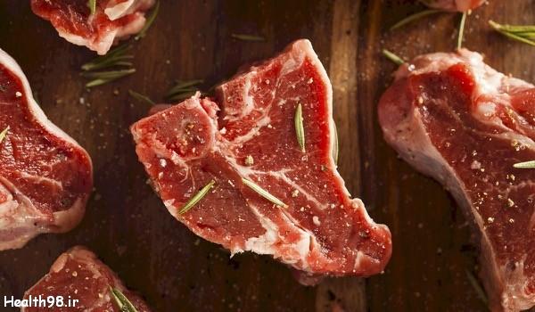 مضرات مصرف زیاد گوشت