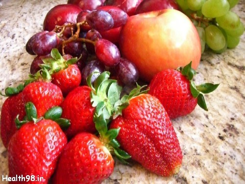 میوه های سرشار از ویتامین
