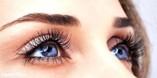 زیبایی چشمان از راههای طبیعی