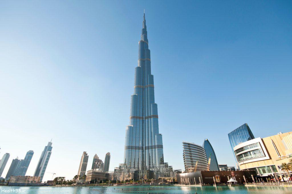 معرفی برج الخلفیه در تور دبی