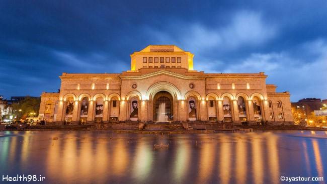 موزه تاریخ ارمنستان در تور ارمنستان