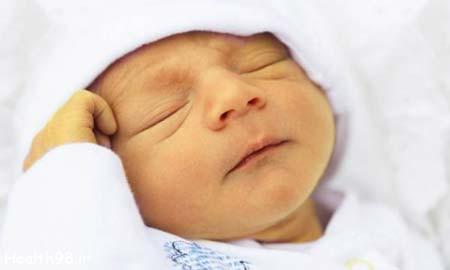 راه ساده تشخیص زردی نوزادان