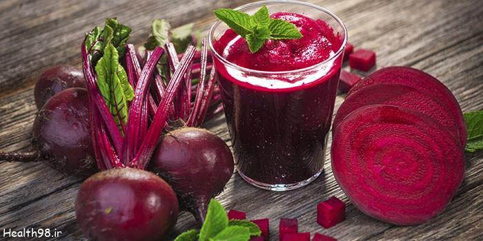 نوشیدنی هایی برای کاهش فشار خون