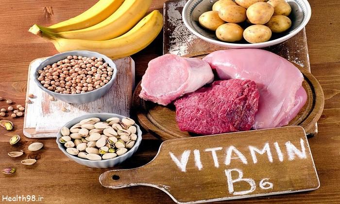 عملکرد ویتامین B6 در بدن