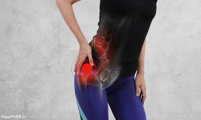 دلایل احساس درد در ناحیه کفل