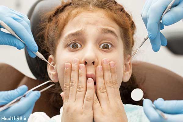 غلبه بر ترس از دندانپزشکی با سدیشن